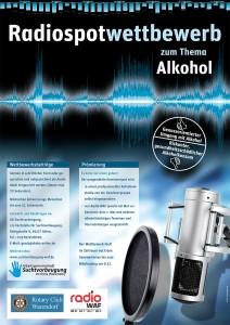 Plakat-Radiospot-Wettbewerb