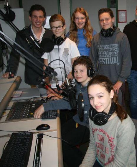 Gewinner Radio-AG Klasse 7 - 2