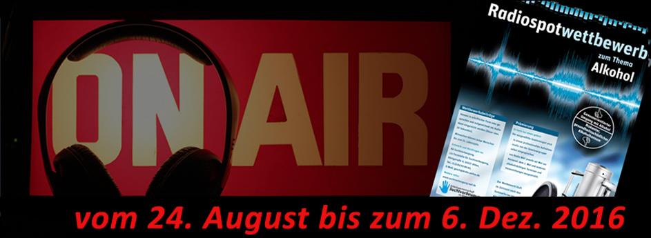 7. Radiospotwettbewerb